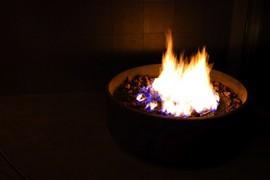暖炉,焚き火台
